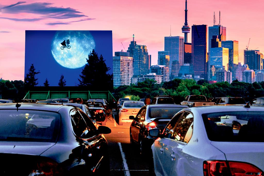 Toronto pandemic