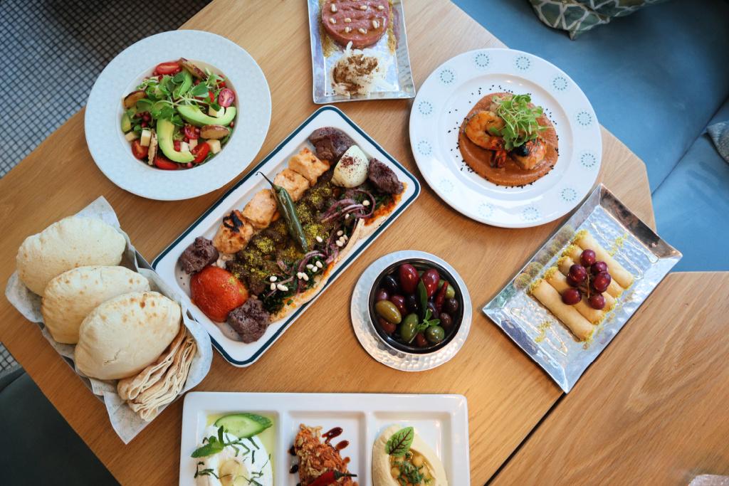 Amal Toronto food