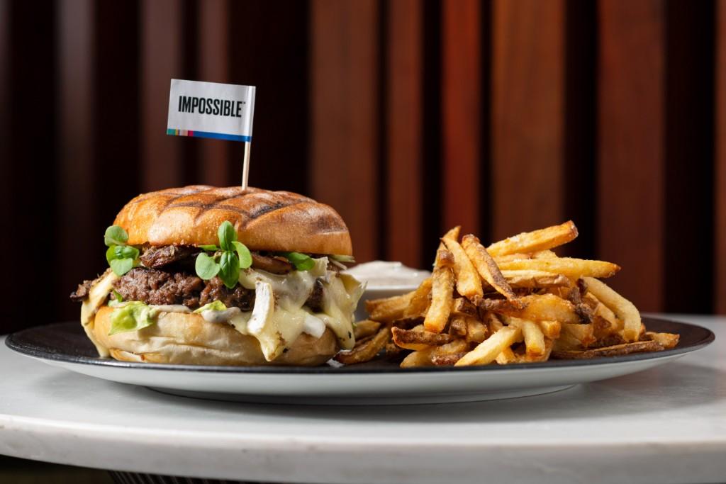 Impossible Burger Bymark Toronto