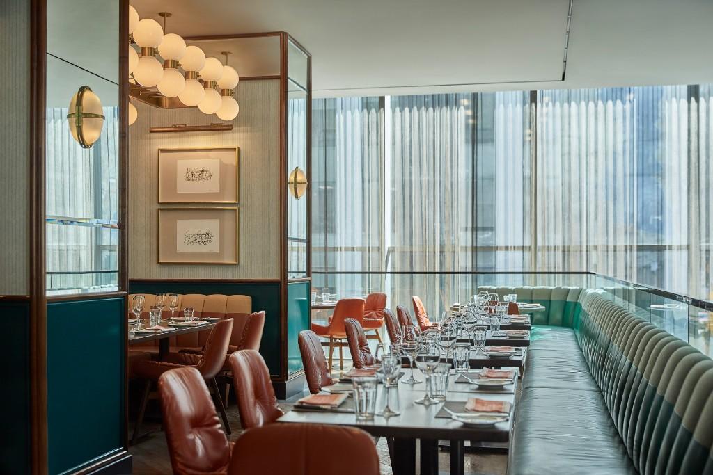 Café Boulud interior
