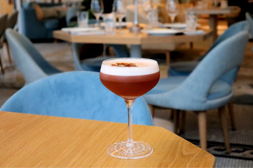 Amal Toronto cocktail