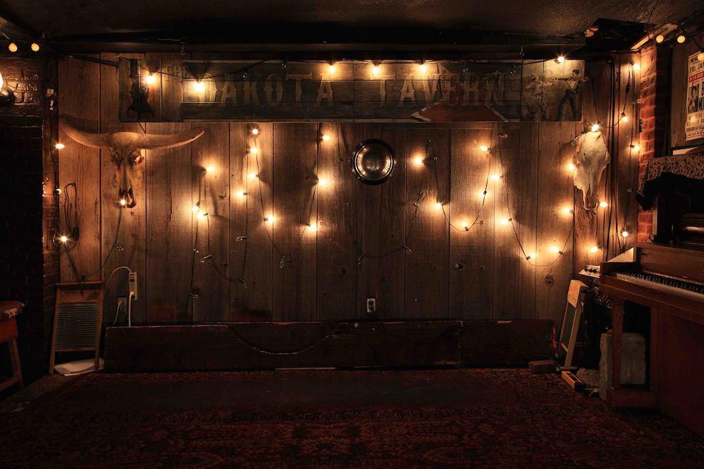 stage at the Dakota Tavern