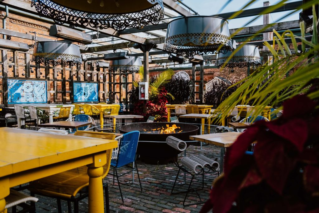 These Are The Best Heated Patios In Toronto Trnto Com