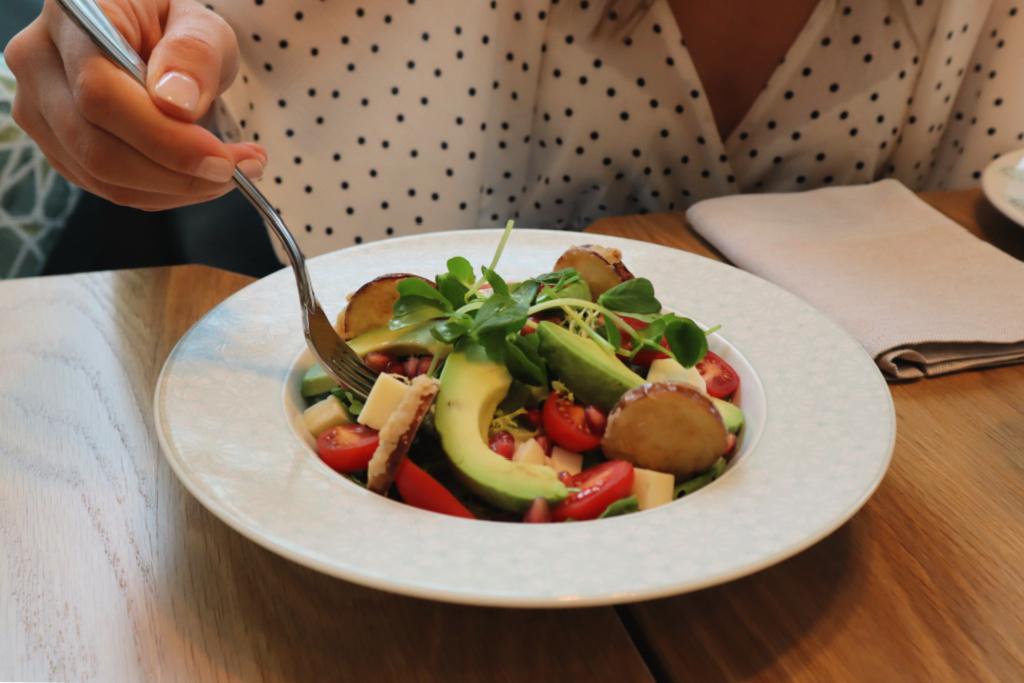 Amal Toronto salad