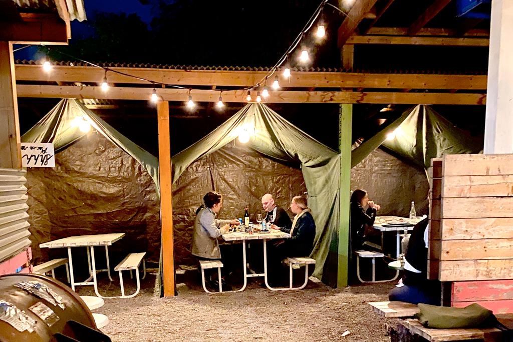 Fet Zun Camp