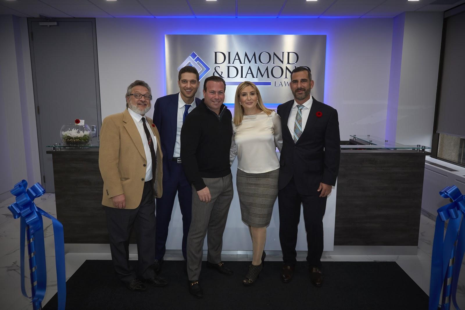 Jeremy Diamond legal team