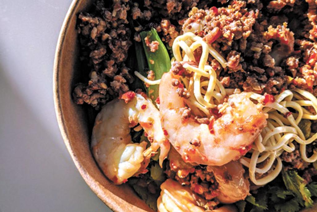 How to make chef Anna Chen's dan dan noodles