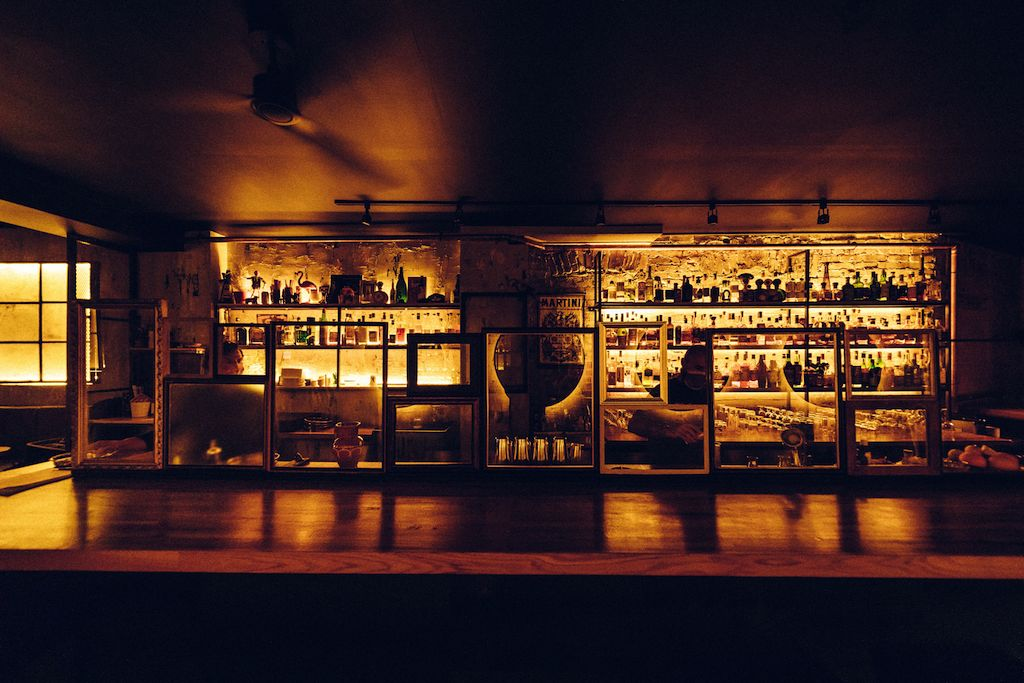 secret bars Toronto