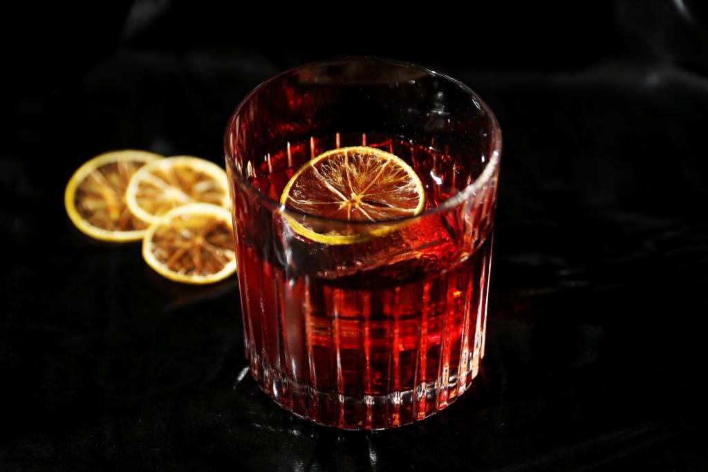 Minami Toronto cocktail