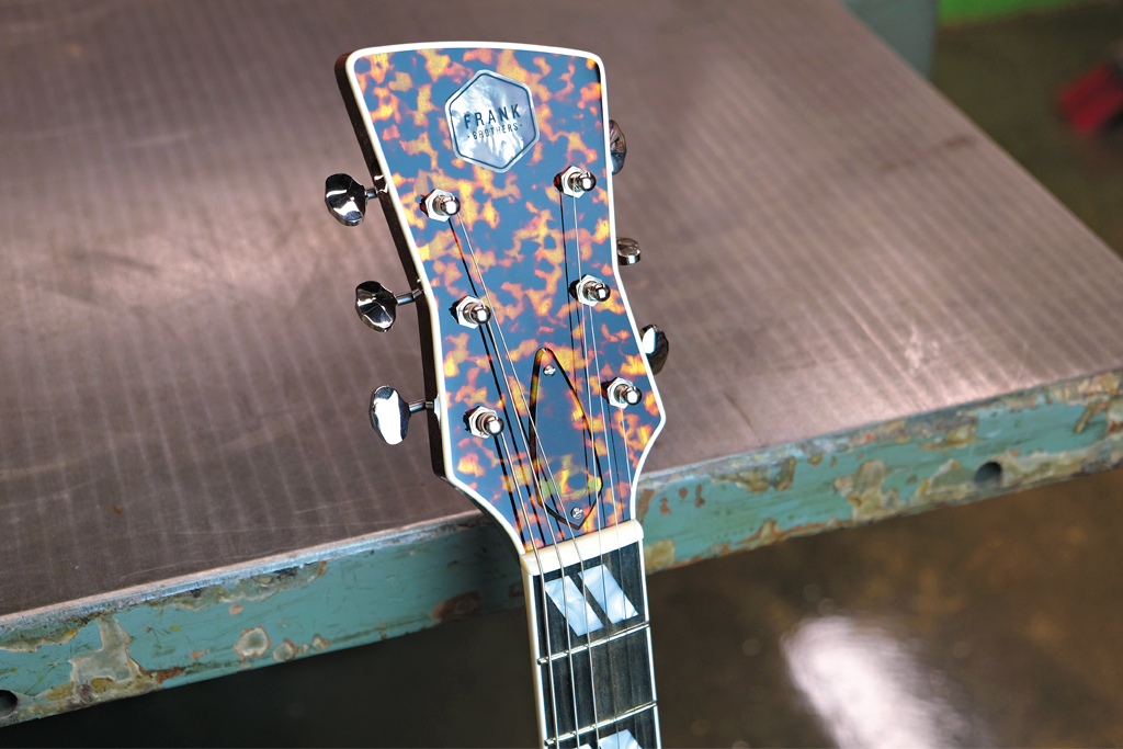 frank brothers guitars