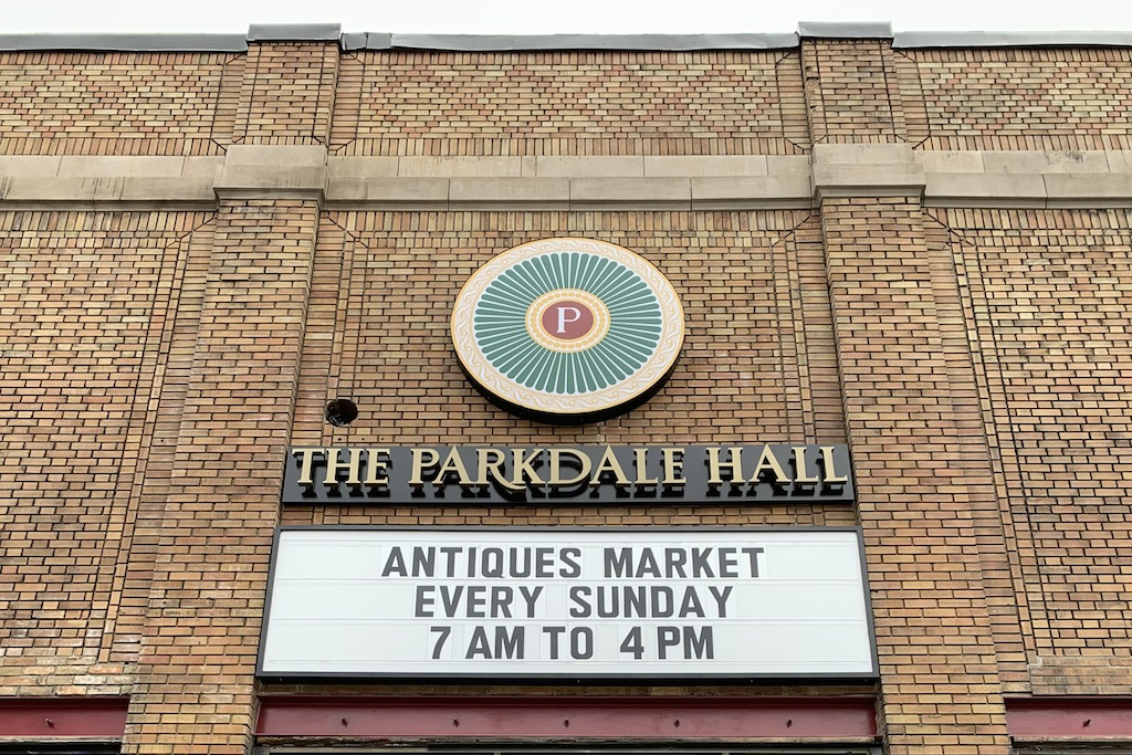 parkdale hall