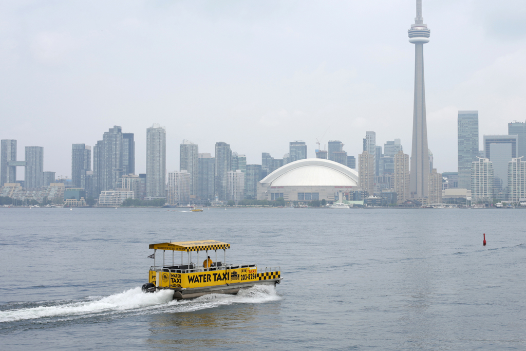 cherry beach water taxis
