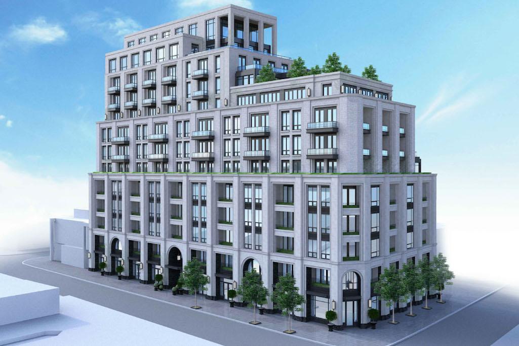 3180 Yonge street development
