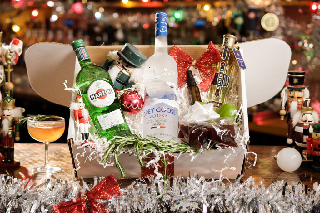 miracle holiday cocktail kit