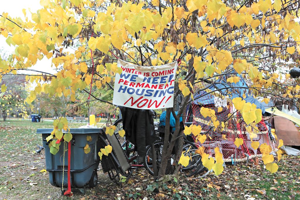encampments