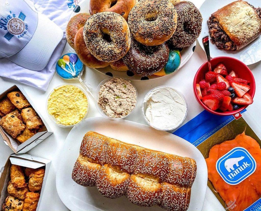 abas bagel company