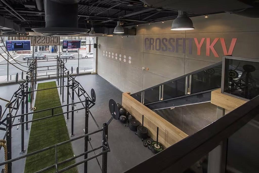 virtual gyms