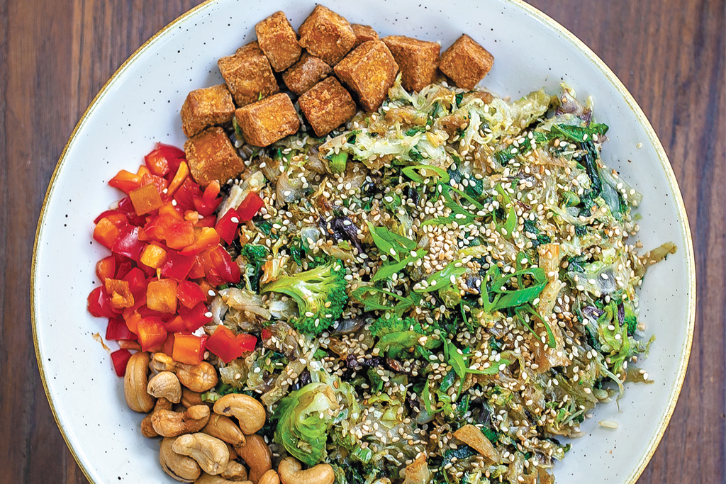 fresh's tiger bowl recipe