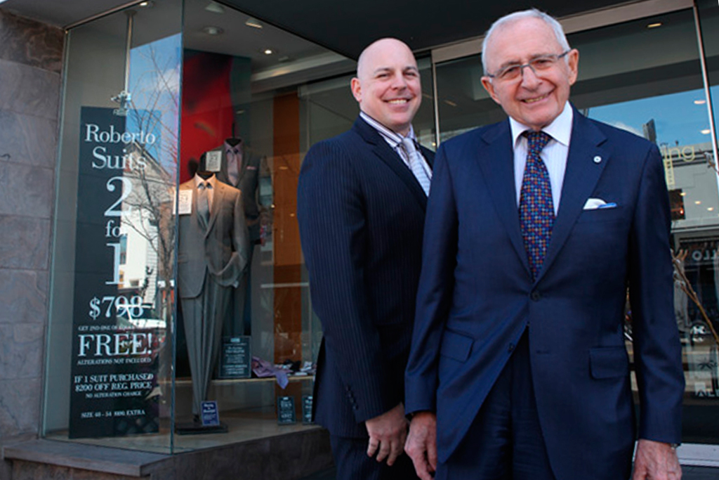 Duke of Danforth Saul Korman of Korry's Clothiers dies at 86 | TRNTO.com