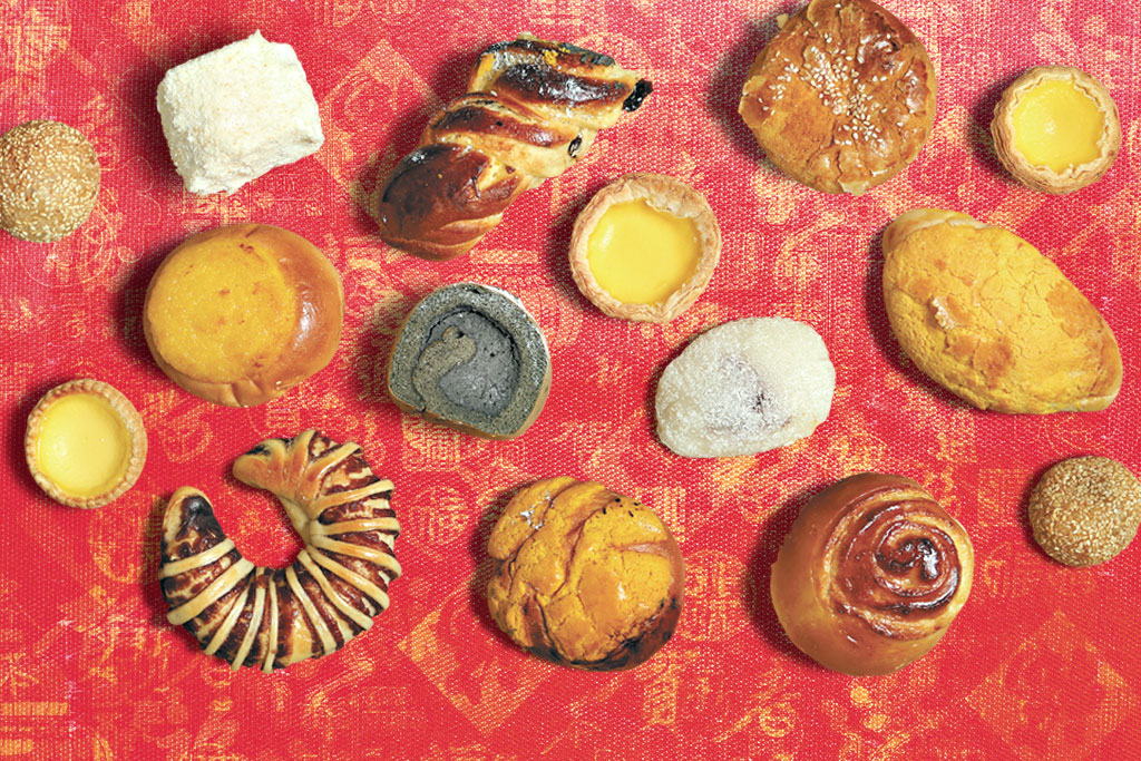 best Lunar New Year baked goods