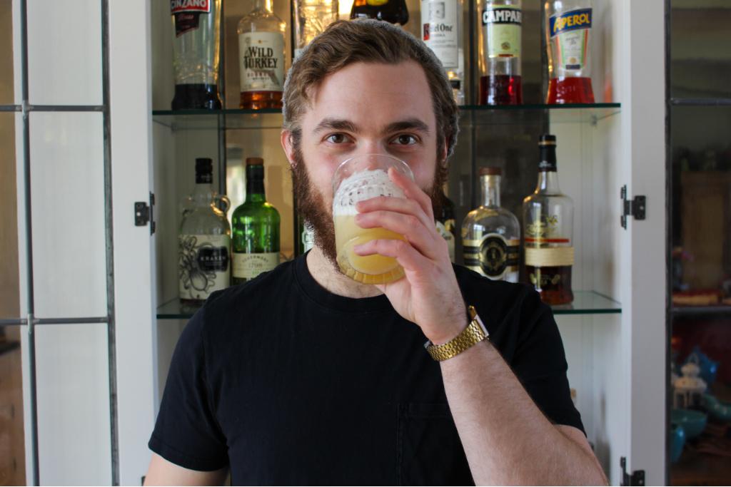 virtual cocktail class harry hansen