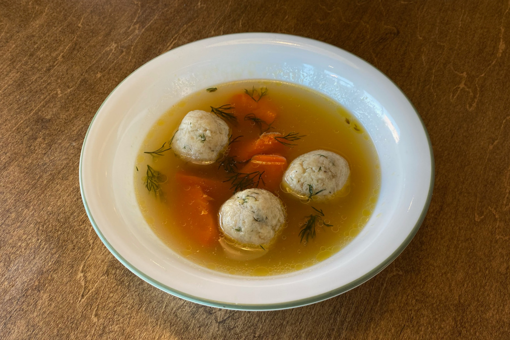 matzo ball soup Toronto