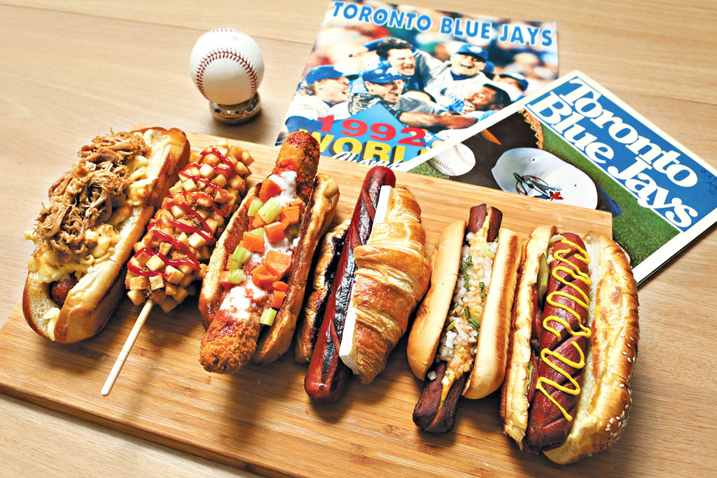 Best hot dogs toronto