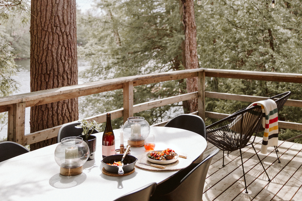 oak lake vacation rental