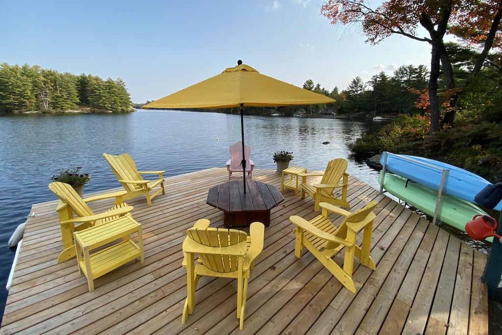 Loon lake vacation rental
