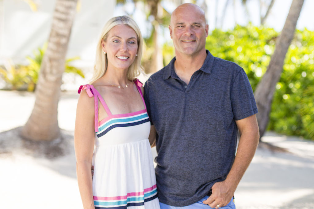 Bryan and Sarah Baeumler on reopening their Bahamas resort after the pandemic halted all operations