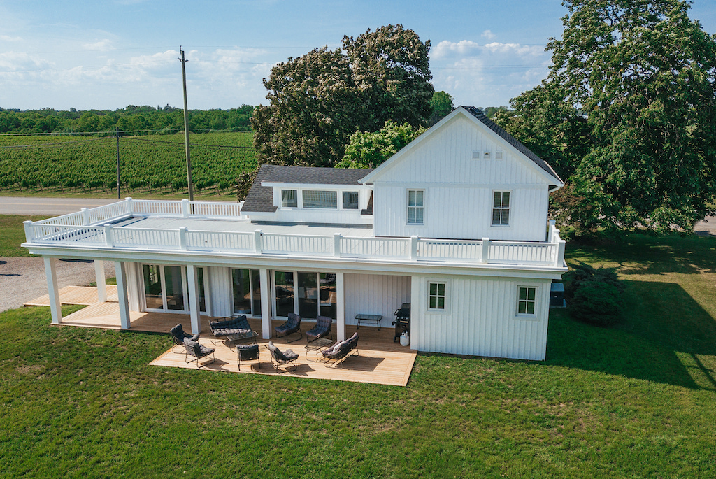 13th street winery vacation rental