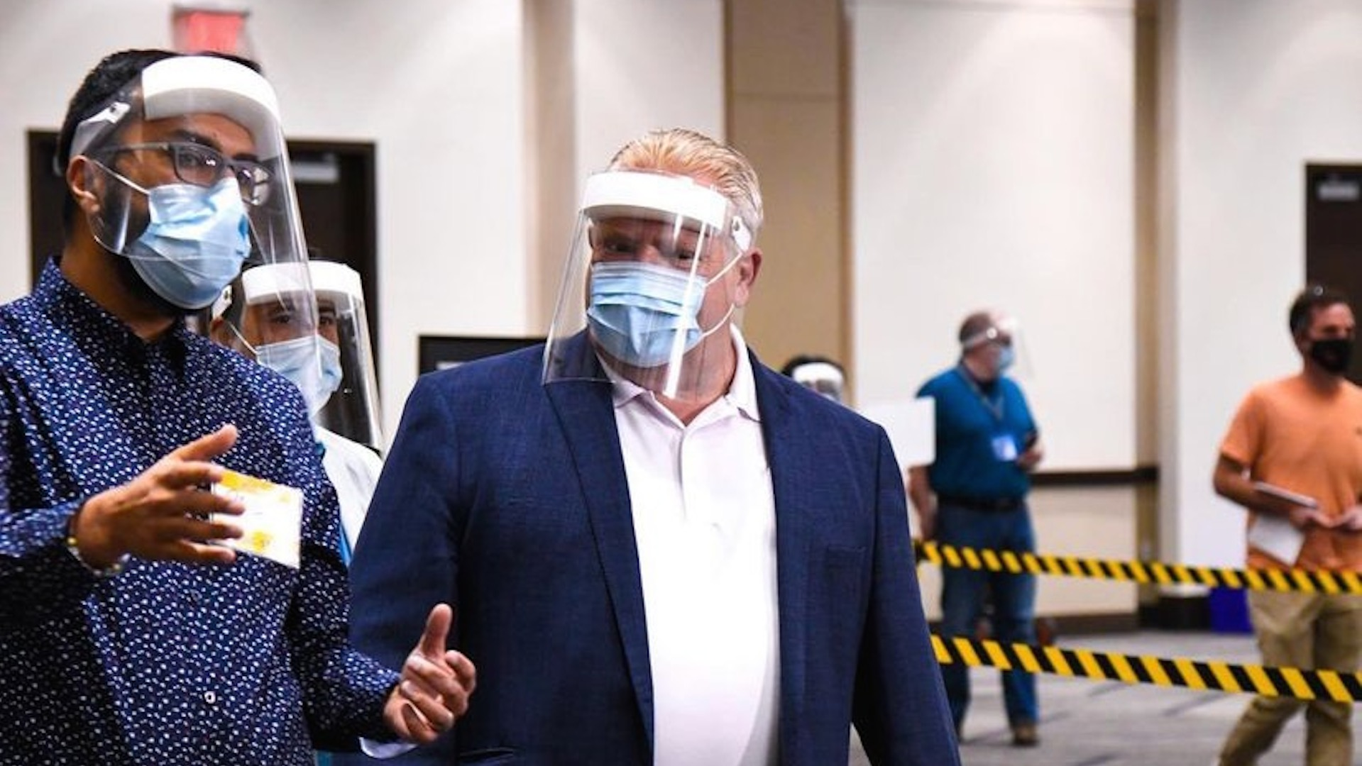 Doug Ford says Ontario summer camps will open