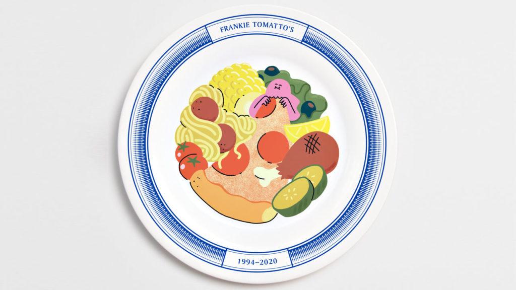 last dish