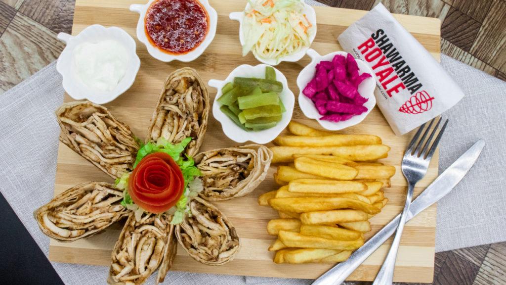 toronto restaurant opening Shawarma Royale