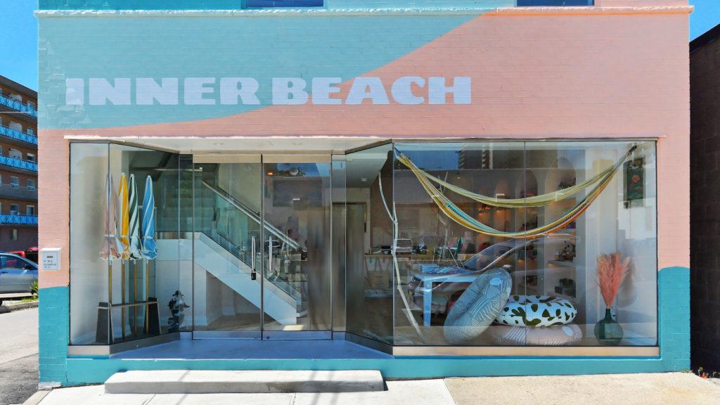 Inner Beach store exterior