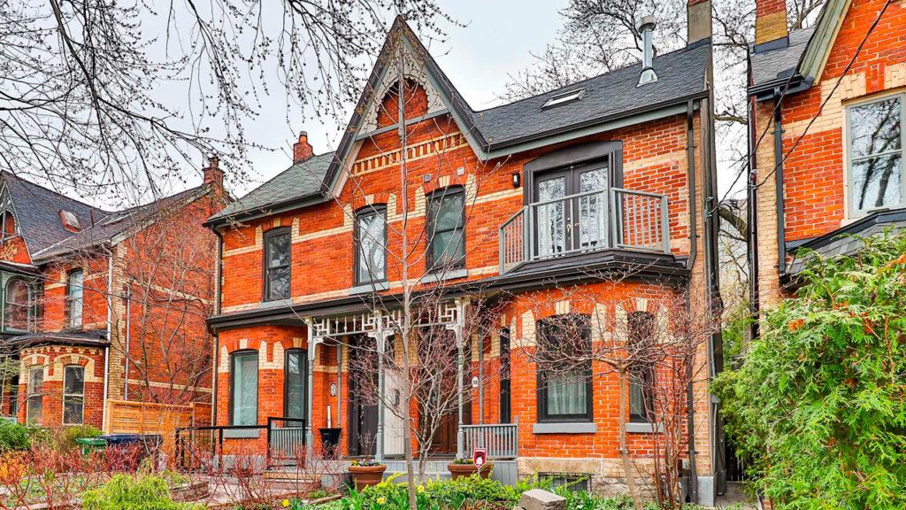 Home near Kensington Market