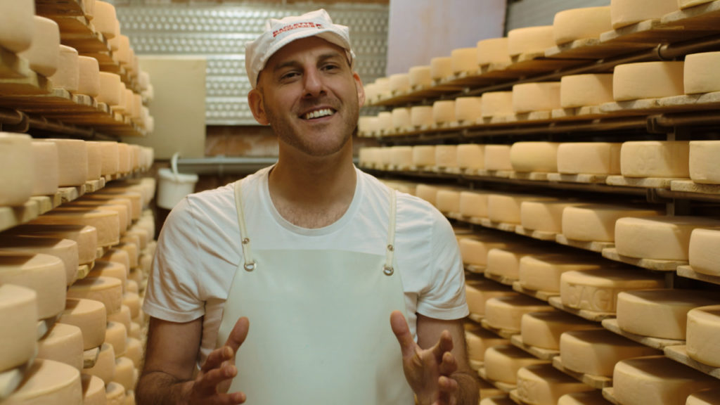 Cheese: A Love Story afrim pristine