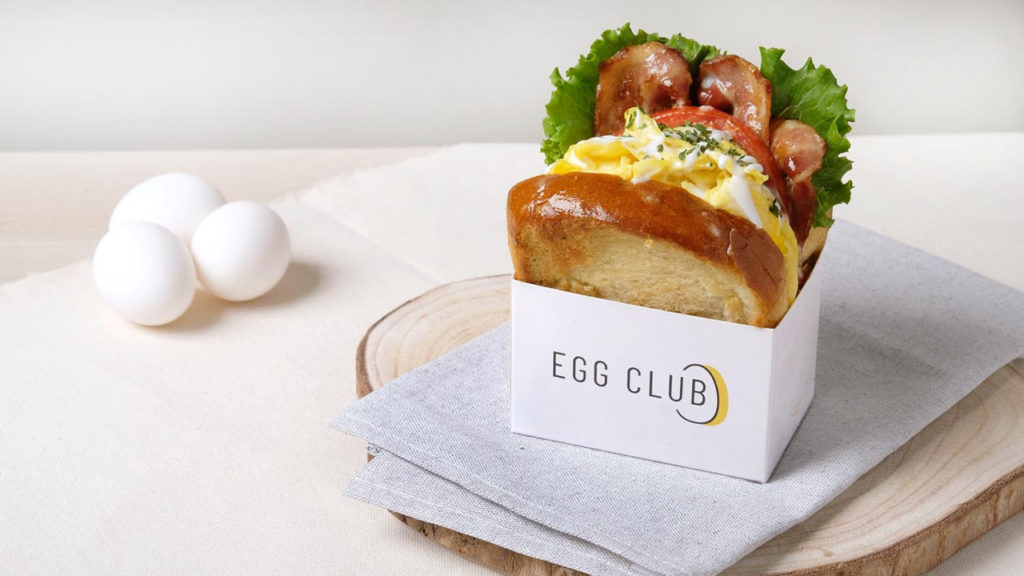 toronto restaurant openings egg club