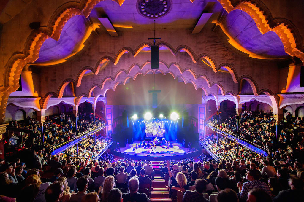 Massey Hall concert venue