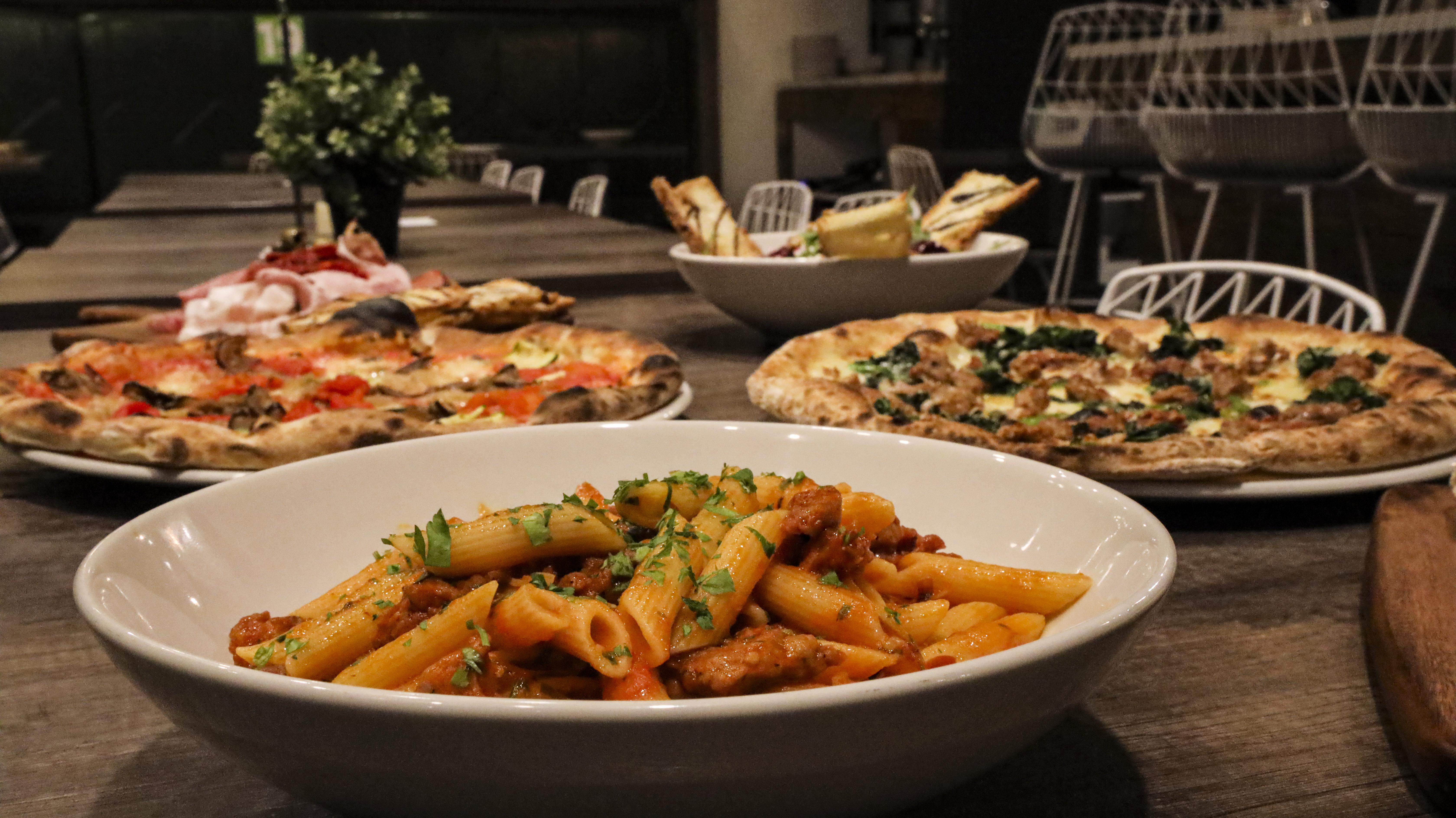 Vivo Pizza and Pasta Toronto