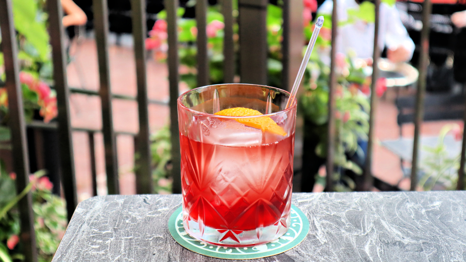 The Rabbit Hole cocktails