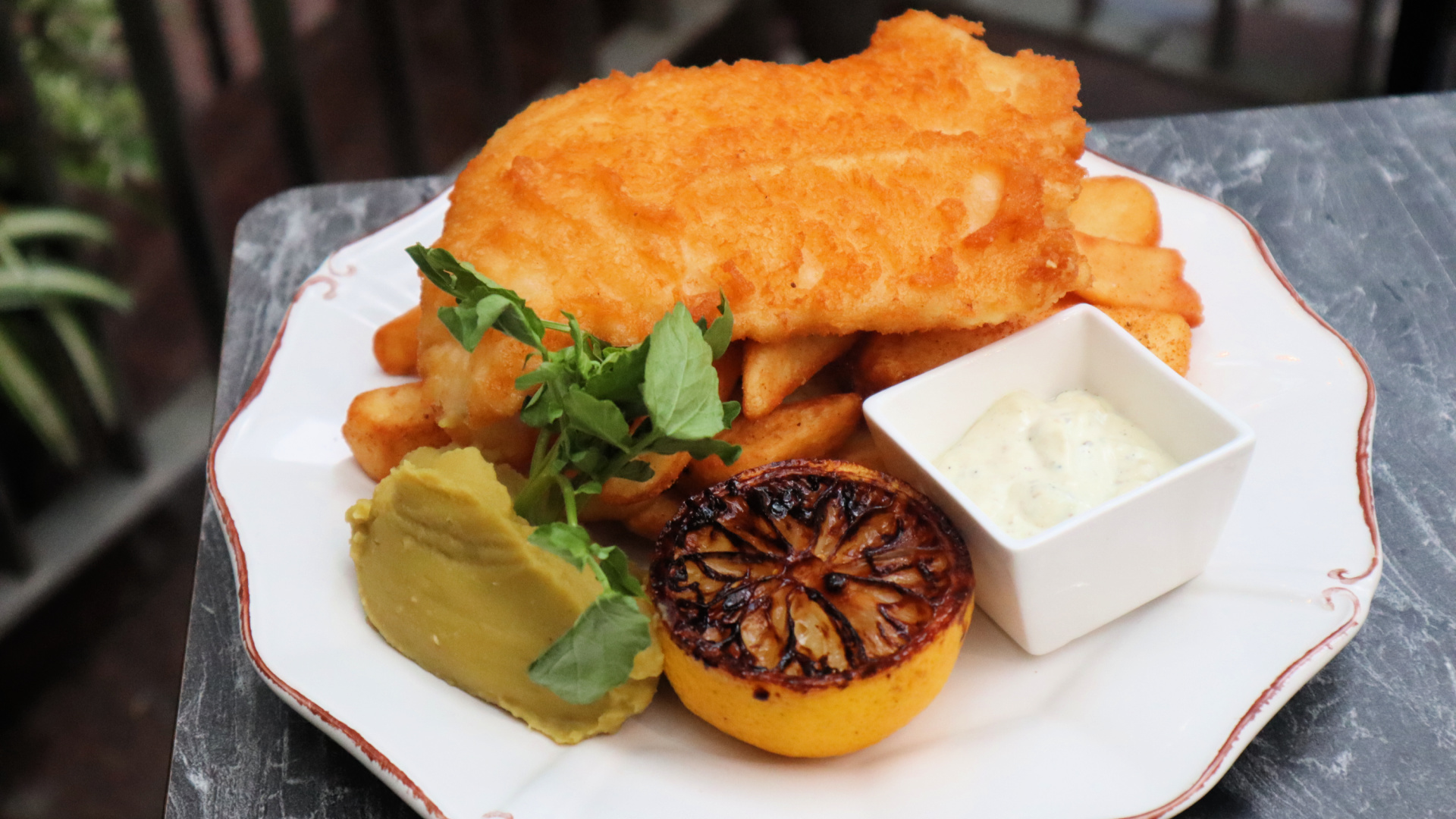 the rabbit hole fish and chips