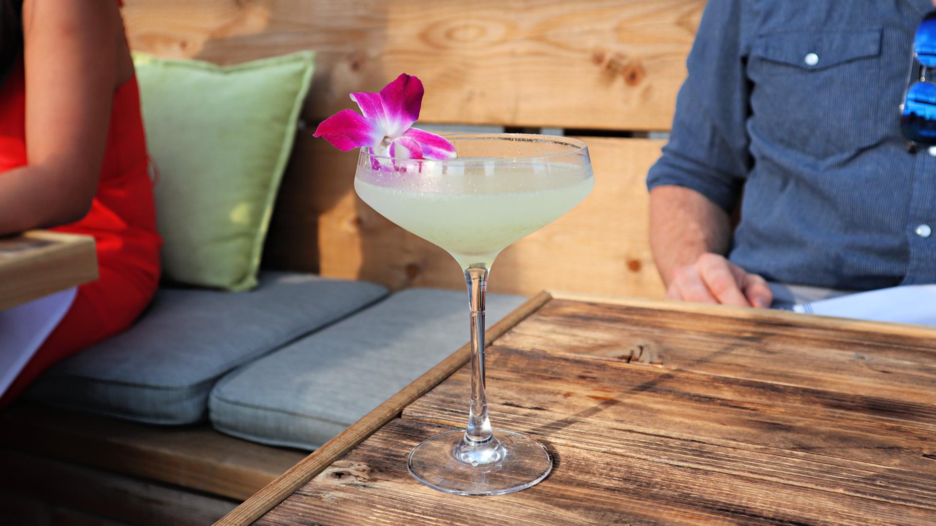 skyflower cocktail