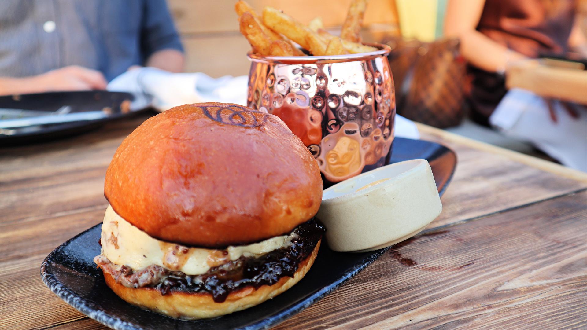 skyflower burger