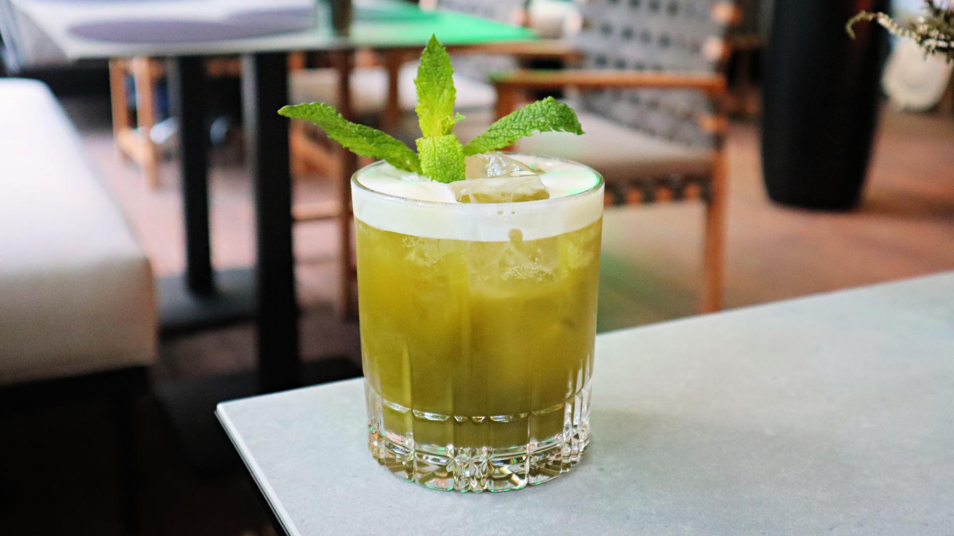 epoch non-alcoholic cocktail