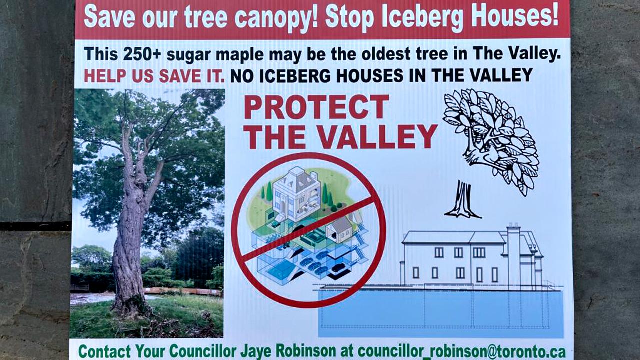 Toronto votes to investigate impacts of iceberg homes