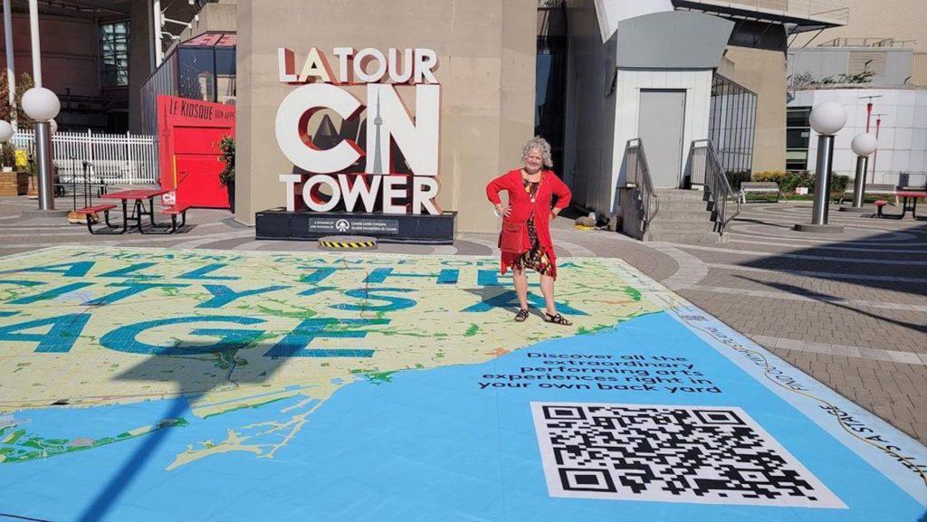 TAPA walkable map
